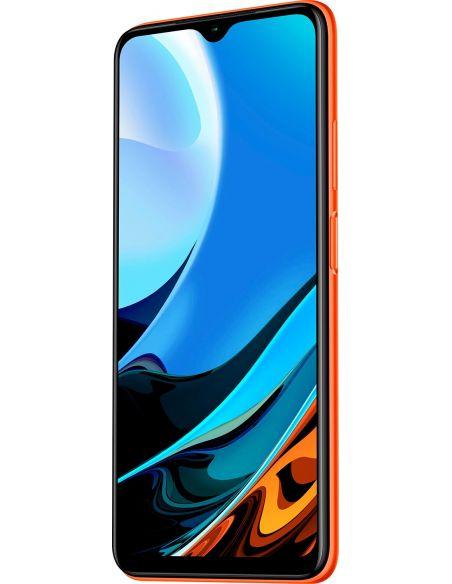 Купить Xiaomi Redmi 9T 4/64GB Sunrise Orange NFC в ELEKTRON.UA