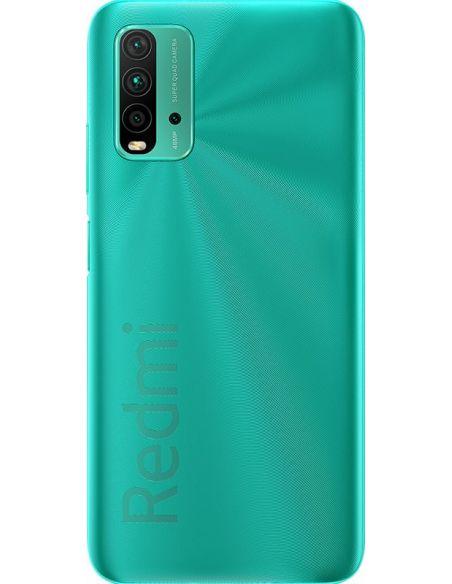 Купить Xiaomi Redmi 9T 4/128GB Ocean Green NFC в ELEKTRON.UA