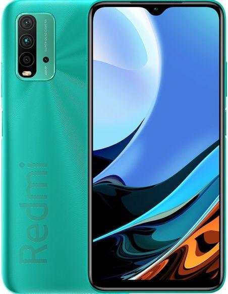 Купить Xiaomi Redmi 9T 4/64GB Ocean Green NFC в ELEKTRON.UA