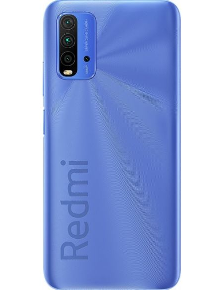 Купить Xiaomi Redmi 9T 4/64GB Twilight Blue NFC в ELEKTRON.UA
