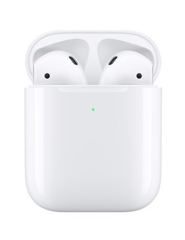 Купить Apple AirPods with Wireless Charging Case (MRXJ2) в ELEKTRON.UA