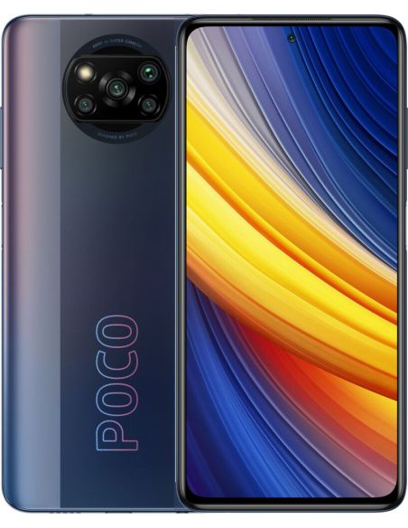 Купить Xiaomi Poco X3 Pro 6/128GB Phantom Black в ELEKTRON.UA