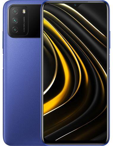 Купить Xiaomi Poco M3 4/64GB Blue в ELEKTRON.UA