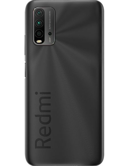 Купить Xiaomi Redmi 9T 6/128GB Carbon Gray no NFC в ELEKTRON.UA