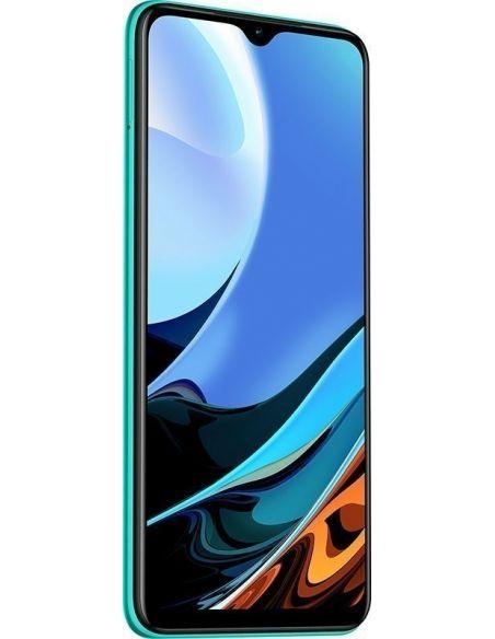 Купить Xiaomi Redmi 9T 6/128GB Ocean Green no NFC в ELEKTRON.UA