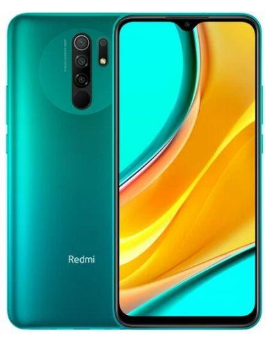Купить Xiaomi Redmi 9 4/128GB Green (no NFC) в ELEKTRON.UA