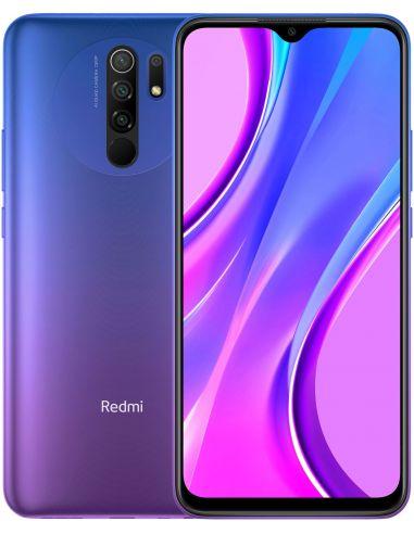Xiaomi Redmi 9 4/128GB Purple (no NFC) ELEKTRON