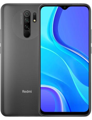 Купить Xiaomi Redmi 9 4/128GB Grey (no NFC) в ELEKTRON.UA