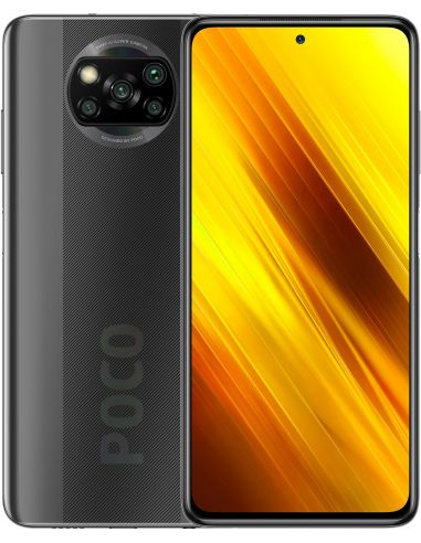 Купить Xiaomi Poco X3 NFC 6/128GB Shadow Gray в ELEKTRON.UA