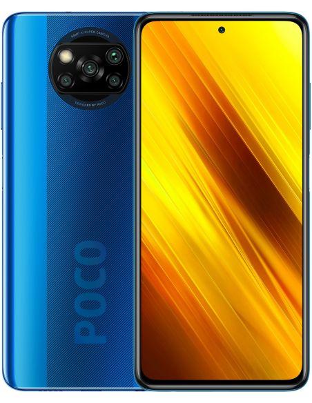 Купить Xiaomi Poco X3 NFC 6/128GB Cobalt Blue в ELEKTRON.UA