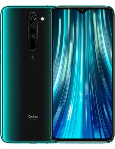 Купить Xiaomi Redmi Note 8 Pro 8/128GB Green в ELEKTRON.UA