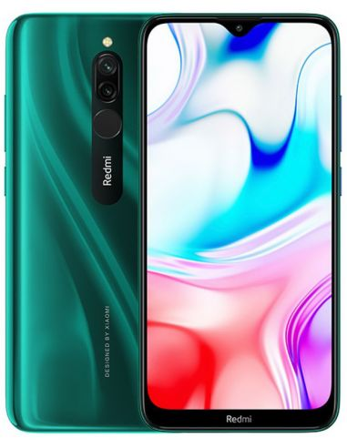 Купить Xiaomi Redmi 8 3/32GB Green в ELEKTRON.UA