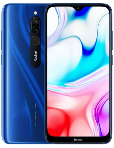 Купить Xiaomi Redmi 8 4/64GB Blue в ELEKTRON.UA