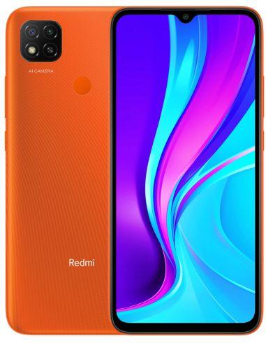 Купить Xiaomi Redmi 9C 3/64GB Sunrise Orange в ELEKTRON.UA
