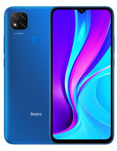 Купить Xiaomi Redmi 9C 3/64GB Twilight Blue в ELEKTRON.UA