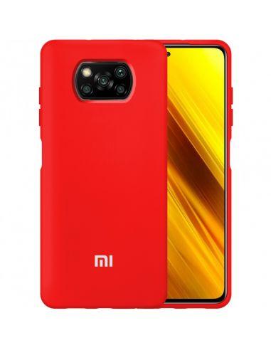 Купить Чохол Силікон Original Case для Xiaomi (Червоний) в ELEKTRON.UA