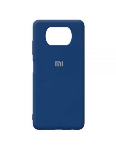Купить Чохол Силікон Original Case для Xiaomi (Синій) в ELEKTRON.UA