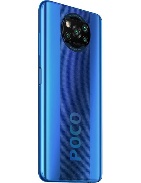 Xiaomi Poco X3 NFC 6/64GB Cobalt Blue ELEKTRON