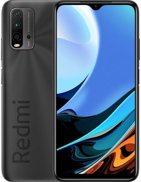 Купить Xiaomi Redmi 9T 4/128GB Carbon Gray no NFC в ELEKTRON.UA