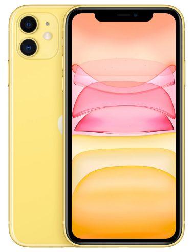 Купить iPhone 11 128GB Slim Box Yellow (MHDL3) в ELEKTRON.UA