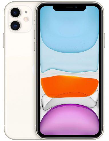 Купить iPhone 11 128GB Slim Box White (MHDJ3) в ELEKTRON.UA