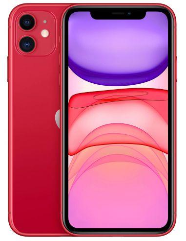 Купить iPhone 11 64GB Slim Box Red (MHDD3) в ELEKTRON.UA