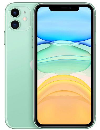 Купить iPhone 11 64GB Slim Box Green (MHDG3) в ELEKTRON.UA