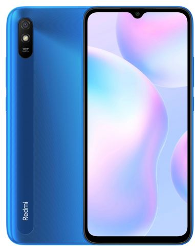 Купить Xiaomi Redmi 9A 4/64GB Sky Blue в ELEKTRON.UA