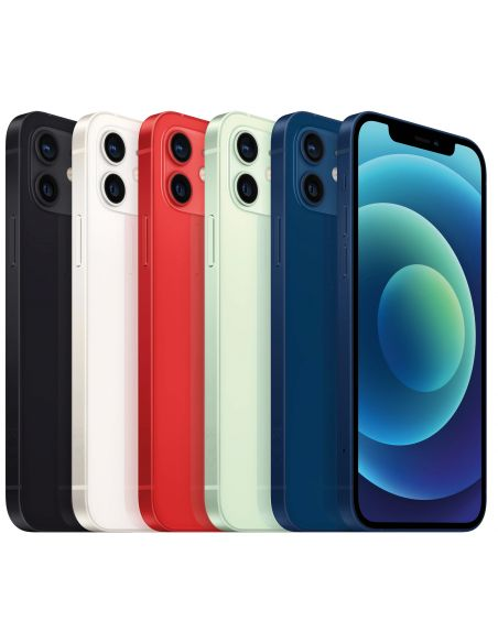 Купить iPhone 12 64GB Dual Sim Blue (MGGQ3) в ELEKTRON.UA