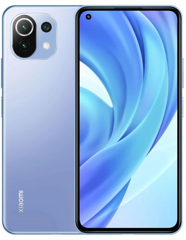 Купить Xiaomi Mi 11 Lite 6/64GB Bubblegum Blue в ELEKTRON.UA