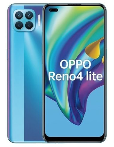 OPPO Reno 4 Lite 8/128GB Magic Blue ELEKTRON
