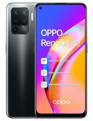 Купить OPPO Reno5 Lite 8/128GB Fluid Black в ELEKTRON.UA
