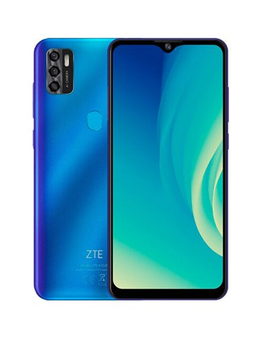 Купить ZTE Blade A7S 3/64GB Blue в ELEKTRON.UA