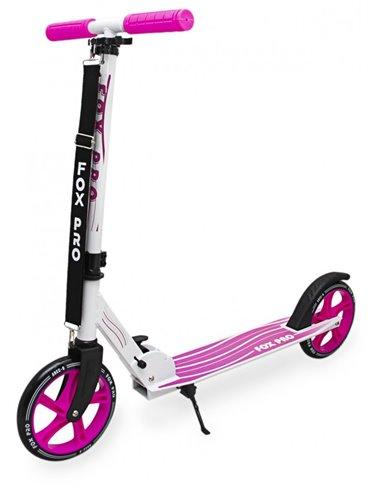 Самокат Maraton Fox Розовый ELEKTRON